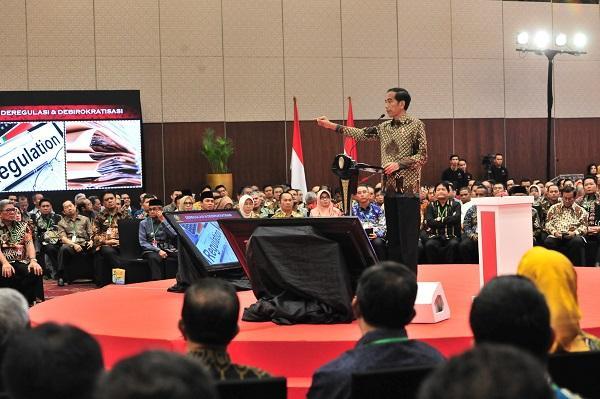 Sudah Kalah dari Vietnam, Ini Pesan Presiden Jokowi kepada PTSP dan Pemda Soal Izin Investasi