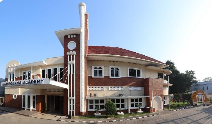 Sampoerna Academy Medan Tampilkan Sentuhan Baru di Kampus Cipto