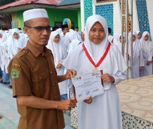 Siswa MAN 2 Langkat Peroleh 2 Perunggu di Olimpiade Biologi SMA se Sumut-Aceh