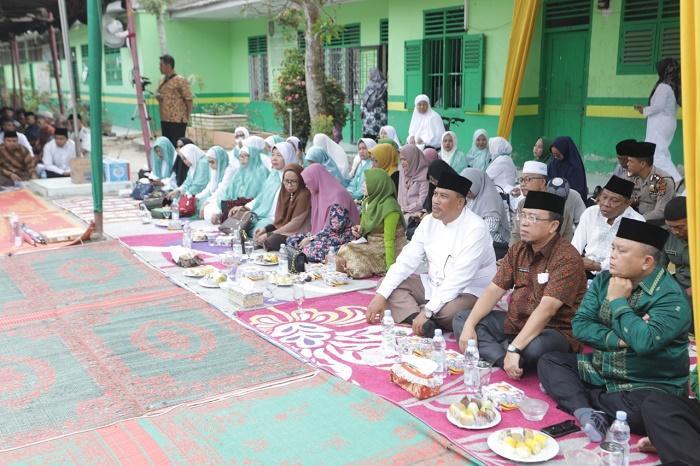 Pemkab Asahan dan Al Jam'iyatul Washliyah Gelar Pengajian Akbar di Kecamatan Air Joman