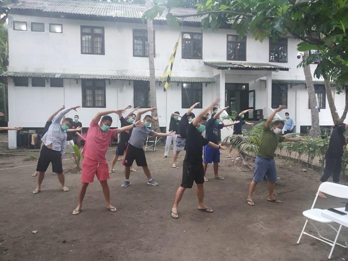 Kogasgabpad TNI Laporkan Kondisi 68 WNI Eks ABK Diamond Princess, Semua Baik
