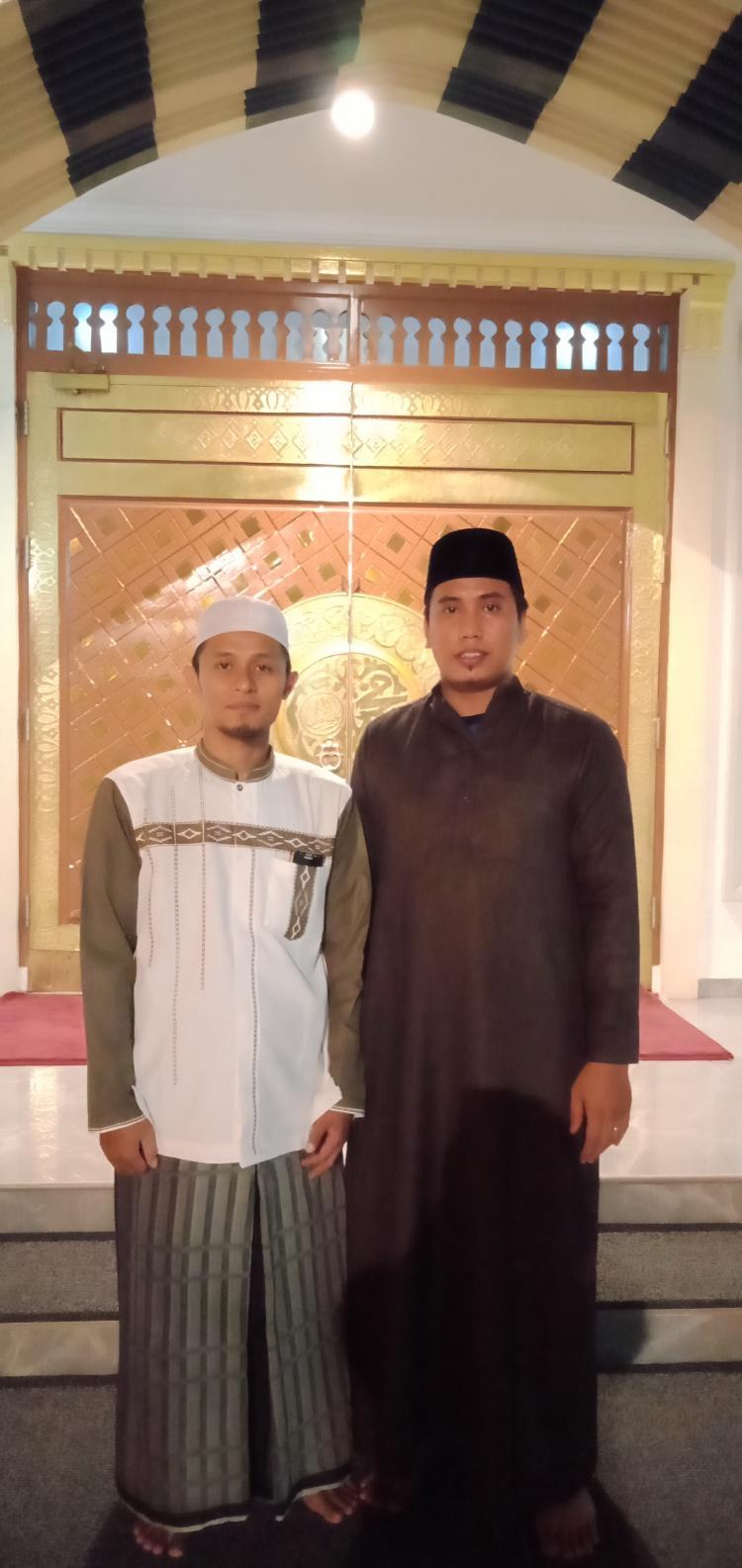Imam Besar Masjid Agung As Sakinah Juara MTQ Kota Medan