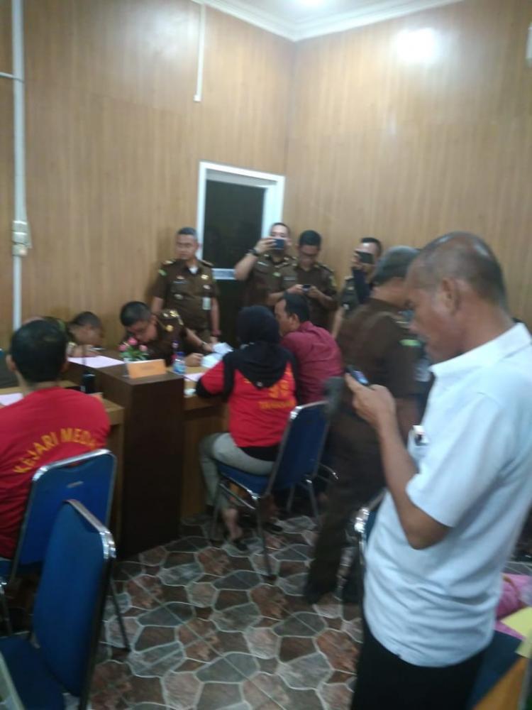 Tuntas, BAP Tahap II Kasus Pembunuhan Hakim PN Medan Dilimpahkan ke Kejari Medan