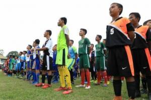 Kompetisi Sepak Bola Piala Wali Kota Medan 2020, Sebanyak 77 Tim SSB Siap Tempur