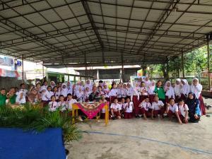 Yayasan Pendidikan Babar Sari Gelar Pentas Seni, Puluhan Siswa Ikuti Lomba Baca Puisi