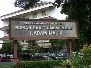 Satu PDP Meninggal di RS Adam Malik Dinyatakan Positif Covid 19