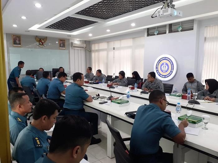 Bakamla RI Susun Strategi Keamanan Laut di Daerah Rawan bersama Sopsal