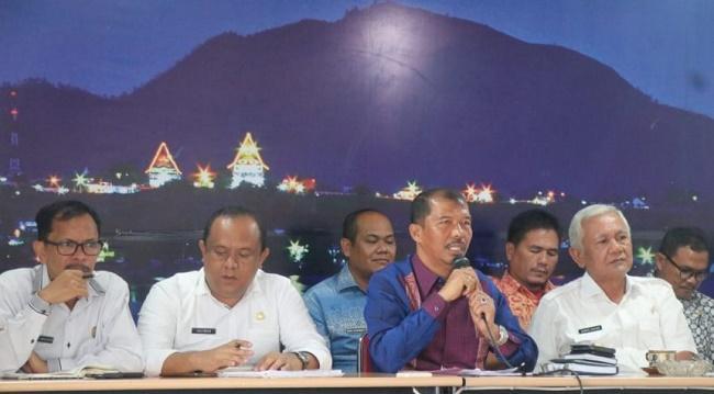 Peringati HUT ke-21, Kabupaten Toba Samosir Akan Ganti Nama