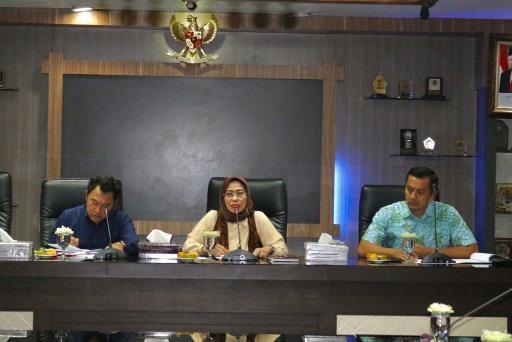 DPRD Batubara Pelajari Pembentukan Perangkat Daerah ke Pemko Medan