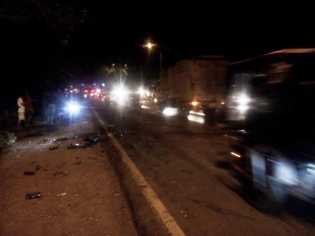 Tabrakan Beruntun di Tanjung Morawa, Lima Orang Kritis