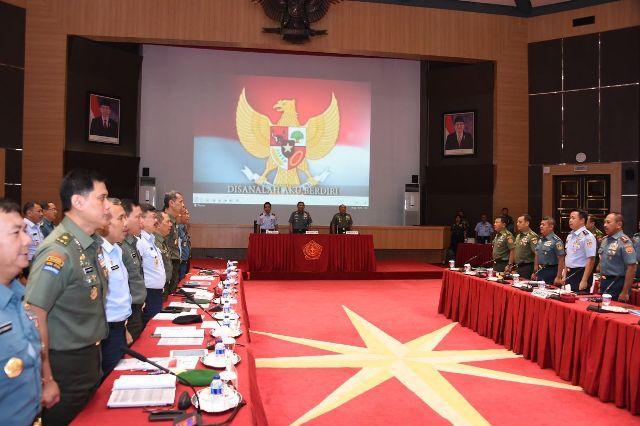 Kasum TNI : Doktrin TNI Jawab Tantangan Tugas TNI ke Depan