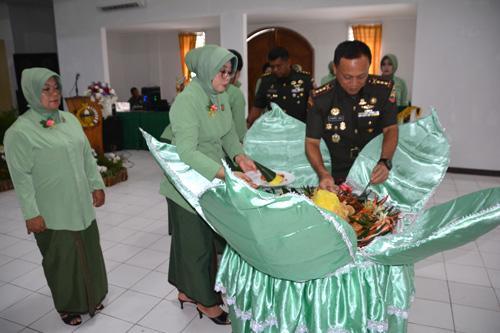 HUT Persit KCK ke-72 Diharapkan Jadi Pendorong Semangat Berkarya dan Berkreasi