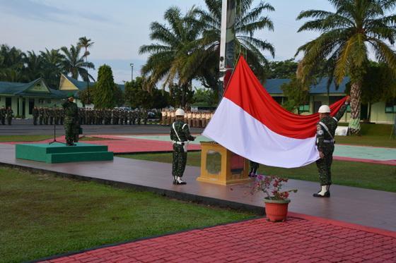 Korem 022/Pantai Timur Diingatkan Soal Soliditas