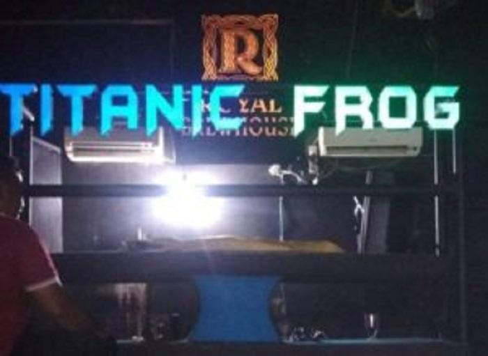 Razia Narkoba, 52 Pengunjung Diskotik Titanic Frog Diamankan Poldasu