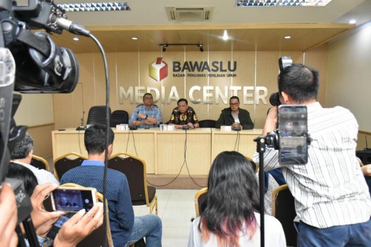 Masa Tenang, Bawaslu dan Kementerian Kominfo Kendalikan Konten Iklan Kampanye Politik