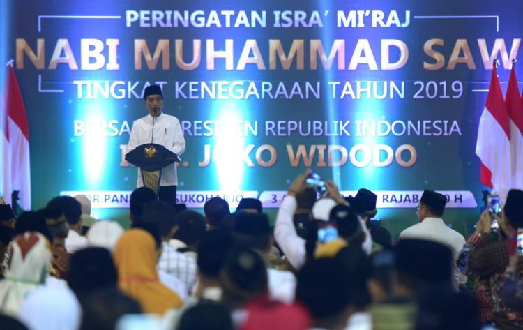 Presiden Jokowi: Perbedaan Jangan Menjadikan Kita Tidak Seperti Saudara