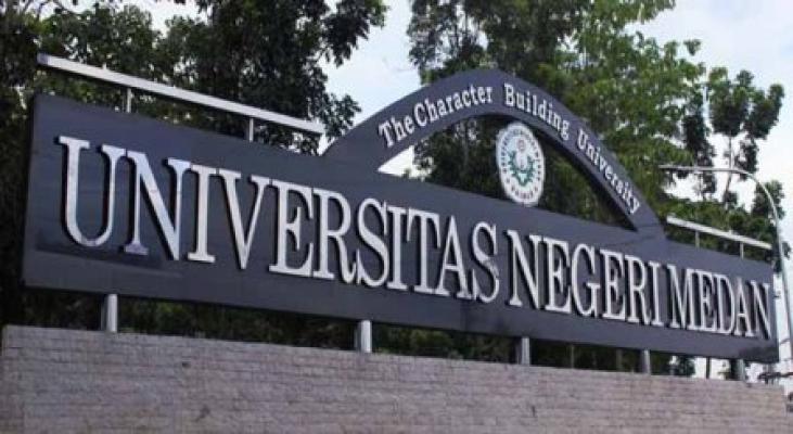 Rektor Unimed Tinjau Pelaksanaan UTBK 2019