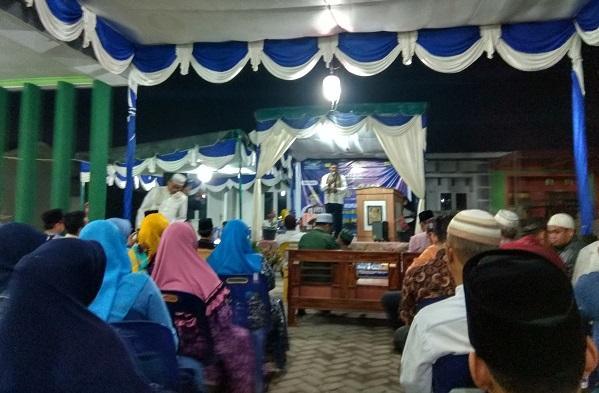 Mushola Al Hijrah Perumahan Pondok 4 Kampung Kolam Gelar Peringatan Isra Miraj