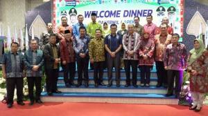 Tarian Zapin Songket Medan Pukau Walikota se-Sumatera