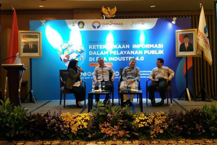 Ketua Ombudsman RI: Potensi Maladministrasi Terjadi Hampir di Segala K/L