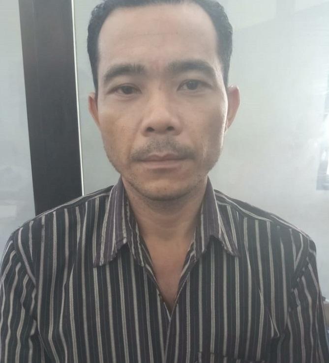 Tak Terima Ditegur Saat Minum Tuak, Gulo Bacok Tetangganya di Sunggal