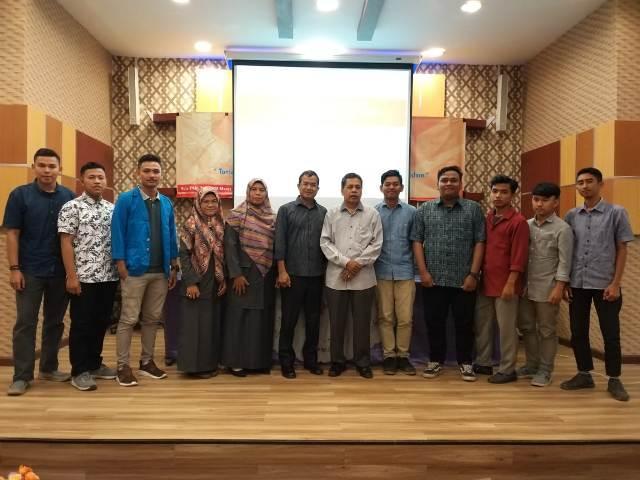 Dosen UIN Jakarta Berikan Kuliah Umum di FAH UIN Ar-Raniry