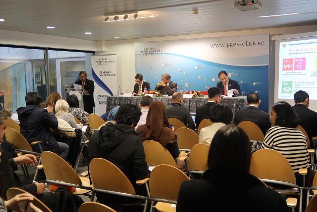 Dipimpin Menko Darmin , Negara Produsen Minyak Sawit Menentang Delegated Act Uni Eropa