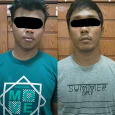 Dua Pelaku Spesialis Curi Kabel Listrik Diringkus Jajaran Polresta Deli Serdang