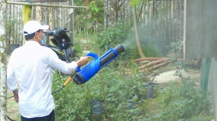 Bupati Nias Utara Instruksikan Para Kepala Desa Manfaatkan Dana Desa untuk Cegah Penyebaran Covid-19