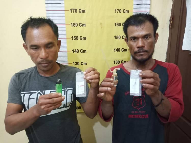 Konsumsi Sabu Buat Stamina, Dua Nelayan Pantai Cermin Diciduk Polisi
