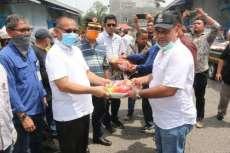 Pemko Medan Salurkan Bantuan Sebanyak 980 Ton Beras kepada Masyarakat