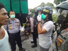 Edarkan Sabu, Indra Sitompul Diamankan Polisi di Jalan Denai