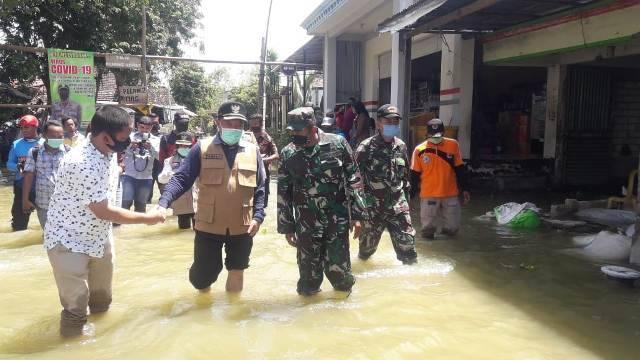 Banjir Lamongan Rendam Ribuan Rumah di 12 Kecamatan