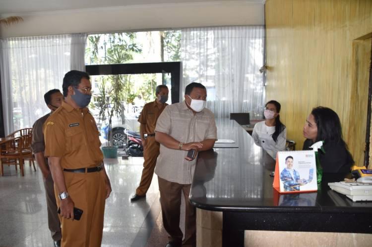 Pemko Sibolga Ringankan Pajak Hotel dan Restoran Selama Pandemi Covid-19