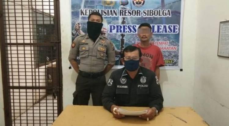 Hendak Pasang Nomor Togel, Warga Aek Habil Keburu Ditangkap Polisi