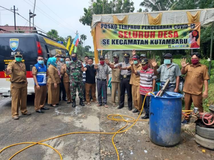 Satgas Humas Covid-19, 23 Hari Trabas 277 Desa/Kelurahan Se-Langkat
