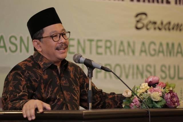 Wamenag Ingatkan Umat Islam Tidak Ziarah Kubur Jelang Ramadan Saat Pendemi Covid-19