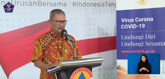 Update 1 April, 1.677 Pasien di Indonesia Positif Covid-19, 157 Pasien Meninggal Dunia