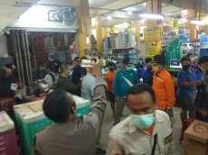 Plt Wali Kota Medan Turun Langsung, Imbau Masyarakat Terapkan Sosial Distancing