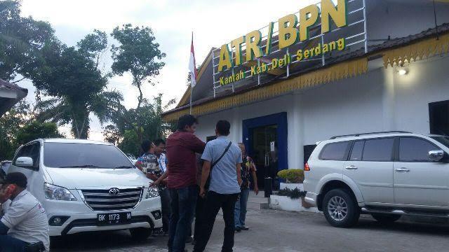 Terjaring OTT, Mantan Pejabat di ATR/BPN Deli Serdang Dilimpahkan ke Kejari