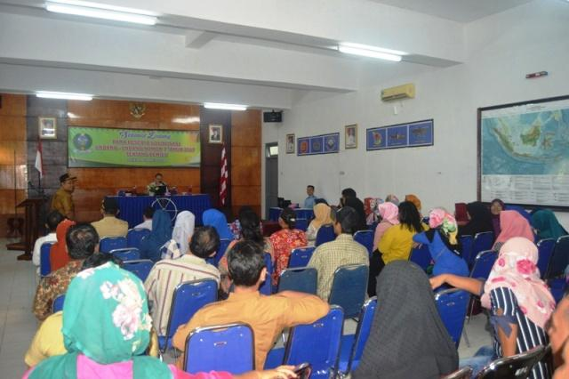 Kesbangpol Bersama KPU Kota Sibolga Gelar Sosialisasi Pemilu