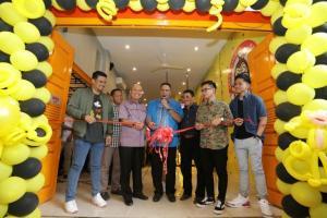 Kedai Rakyat, Cafe Milik Anak Presiden Jokowi Resmi Dibuka di Medan