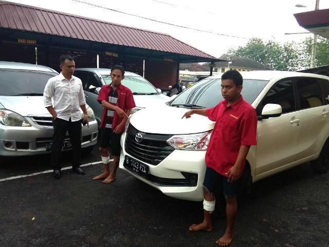 Merampok dan Lakukan Pelecehan, Dua Perampok Penumpang dari Bandara Kualanamu Diringkus Polisi