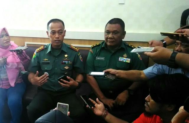 Dandenpom Bantah Isu Penyerangan di Kantor LBH Medan
