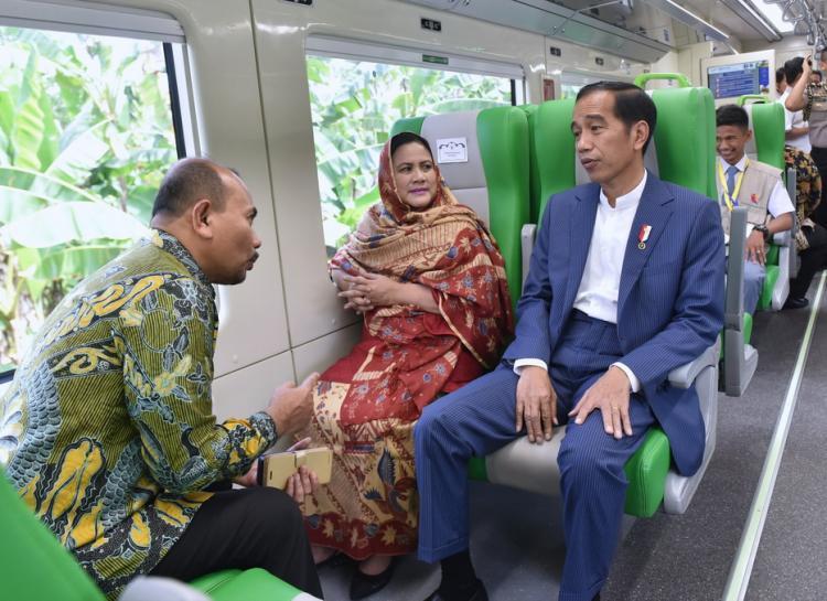 Kereta Api Bandara Minangkabau Ekspres Beroperasi dengan Tarif Rp5.000-Rp10.000, Ini Jadwal dan Rutenya