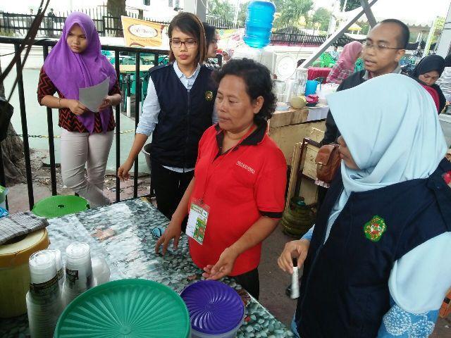 Makanan dan Minuman Ramadan Fair Bebas dari Zat Berbahaya