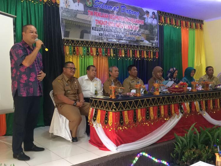DPRD Minta Kelurahan Simpang Tanjung jadi Percontohan