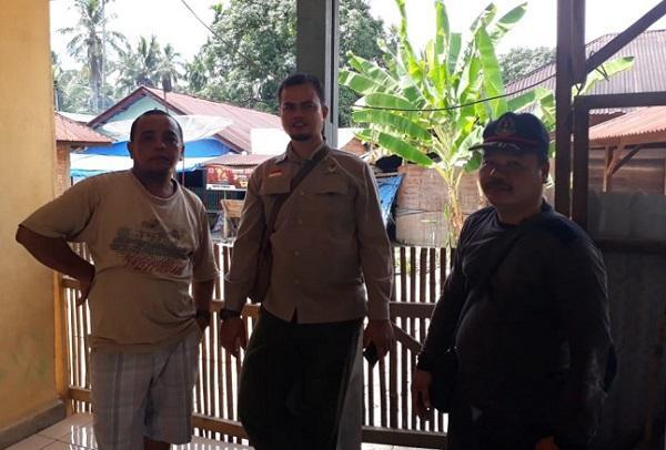 BBKSDA Wilayah III Padangsidimpuan Buru Harimau yang Menyerang Warga Siraisan