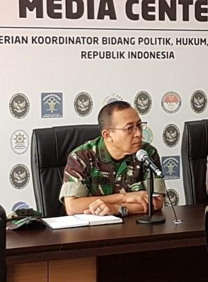 Kapuspen TNI: Provokator di Masjid Petamburan Bukan Anggota BAIS TNI