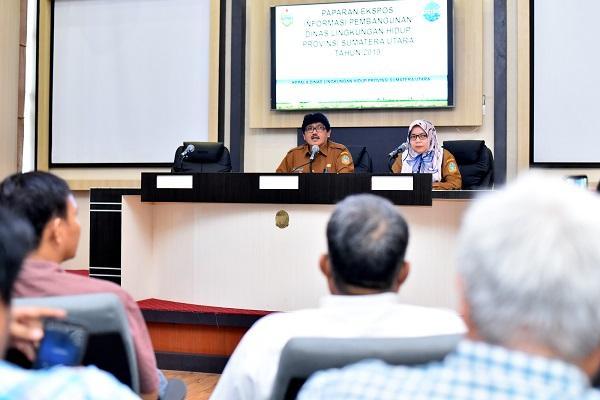 Pemprov Sumut Bangun PDU Sampah dan Alat Monitor Online Kualitas Air Danau Toba